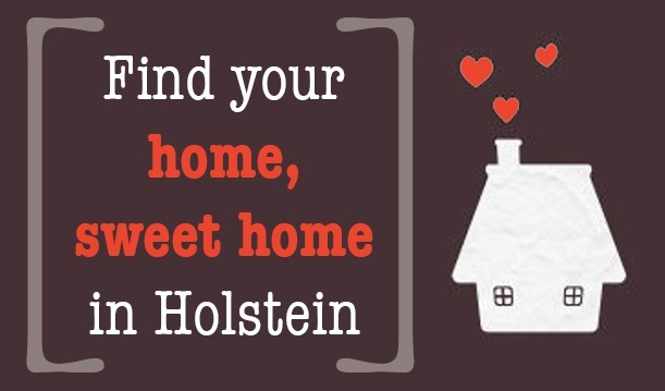 Find Your Home Sweet Home In Holstein