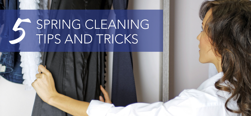 5 Spring Cleaning Tips And Tricks From Oakleaf Management