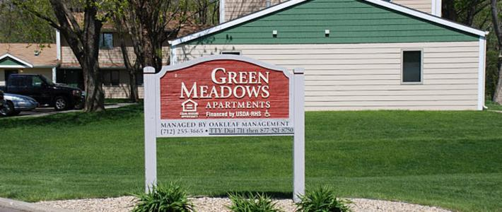 Spotlight Green Meadows Apartments